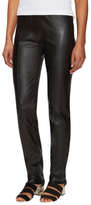 Proenza Schouler Leather High Waist Skinny Pant