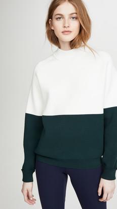 Tory Sport Colorblock Sweater