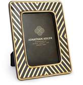Jonathan Adler Futura X-Line ceramic 4R photo frame