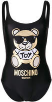 Moschino Toy Teddy Bear swimsuit