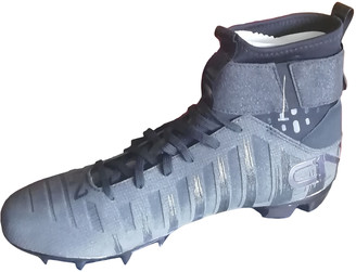 Under Armour Black Patent leather Boots