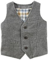 Osh Kosh Toddler Boy Flannel-Lined Vest