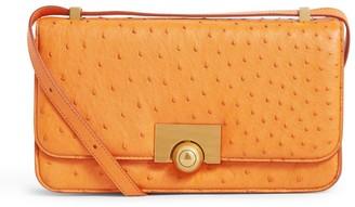 Bottega Veneta Medium Ostrich Shoulder Bag