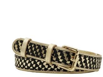 Josie Nooki Design Belt - Black Snake