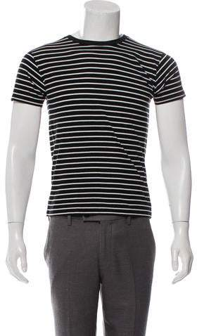 c8648f0d1f Saint Laurent Stripe Shirt - ShopStyle
