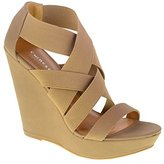 Chinese Laundry Women's Moonlight Smooth Wedge Sandal