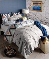 Delightful Blissliving Home Harper Duvet   Grey   King