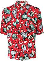Karl Lagerfeld printed shirt