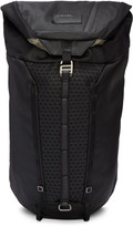 Diesel Black M-rising Backpack