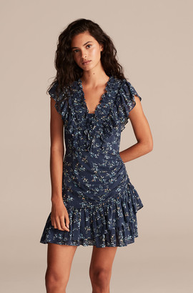 Rebecca Taylor La Vie Gaelle Print Dress