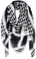 Karl Lagerfeld Square scarf
