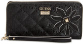 GUESS Jordyn Large Zip Around Wallet