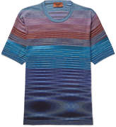 Missoni - Space-dyed Cotton T-shirt