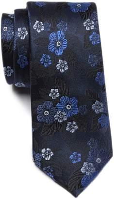 14th & Union Pelham Floral Tie
