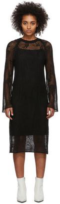 McQ Black Unoko Dress
