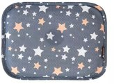 Bebenuvo Hygiene 3D Air-Mesh Bacteria-Free/ Cooling/ Breathable Baby Pillow- Shiny Star