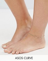 Asos Open Hearts Anklet