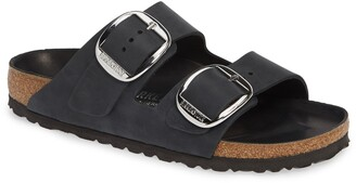 Birkenstock Arizona Big Buckle Slide Sandal