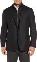 Kroon Men's Ritchie Aim Hybrid Classic Fit Wool & Cashmere Sport Coat