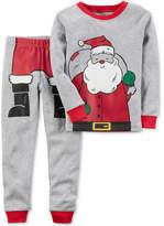 Carter's 2-Pc. Santa Cotton Pajama Set, Baby Boys (0-24 months)