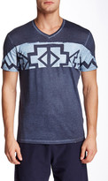 Antony Morato Graphic V-Neck Tee