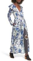 Tularosa Women's Drucilla Floral Print Duster