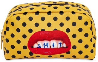 Seletti Printed Beauty Case