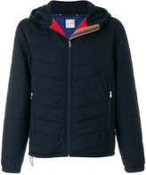 Paul Smith padded coat with hood