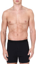 Sunspel Superfine Egyptian cotton two-button boxer shorts
