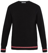 Givenchy Contrast-trim Wool Sweater