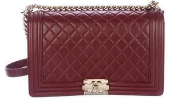Chanel 2016 Medium Boy Bag
