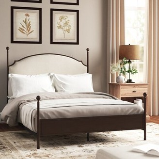 Three Posts Rockledge Upholstered Standard Bed Size: Full