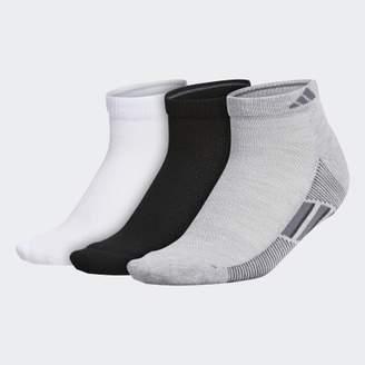 adidas Superlite Climacool 3-Stripes Ankle Socks 3 Pairs