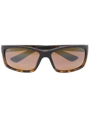 Maui Jim rectangular frame sunglasses