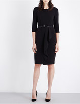 Max Mara Biacco stretch-wool dress