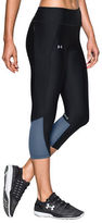 Under Armour Heat Gear Fly-By Cropped Leggings