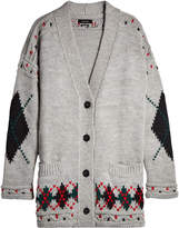 Isabel Marant Cardigan with Wool and Alpaca