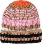 Sonia Rykiel Multicolor stripes beanie
