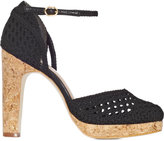 Reiss Misia WOVEN CLOSED SANDAL