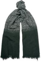Incotex - Dégradé Wool-blend Scarf