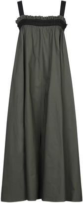 VIRGINIA BIZZI 3/4 length dresses