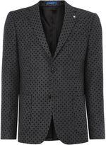Peter Werth Men's Venere Button Blazer