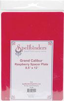 JCPenney SPELLBINDERS SpellbindersTM Grand CaliburTM Raspberry Spacer Plate 8.5x12