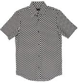 Burberry Polka Dot Button-Up Shirt w/ Tags