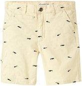 Appaman Coastal Shorts (Toddler/Kid) - Sand - 3T