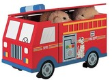 The Well Appointed House Teamson Design Fire Engine Toy Box