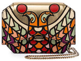 Givenchy Bow-Cut Bird Head Wallet-on-a-Chain, Multi