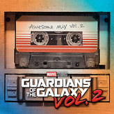 Disney Guardians of the Galaxy Vol. 2 Soundtrack CD