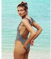 Billabong Women's Surf Check One Piece Swimsuit