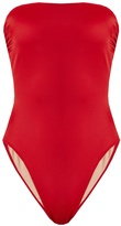 Norma Kamali Bishop Mio swimsuit
